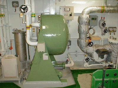 Поръчка Ремонт на корабни механизми и оборудване
