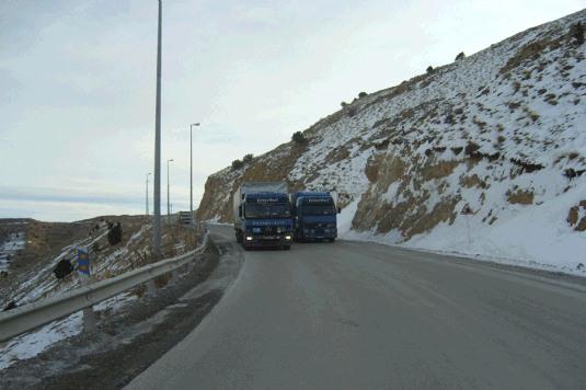 Поръчка Транспорт на товари