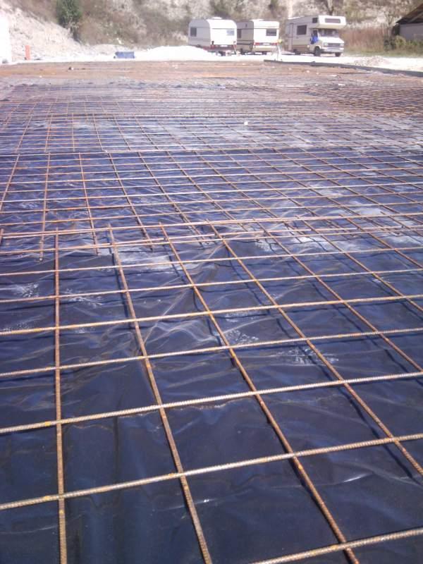 Поръчка Доставка на бетон