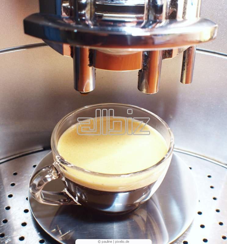 Поръчка Сервиз за кафемашини
