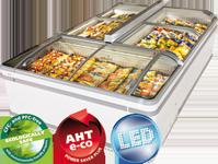 Поръчка Хладилни витрини за мини и супермаркети