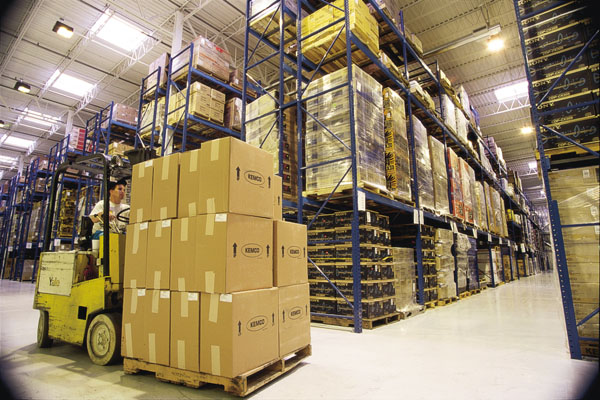 Поръчка Склад и дистрибуция