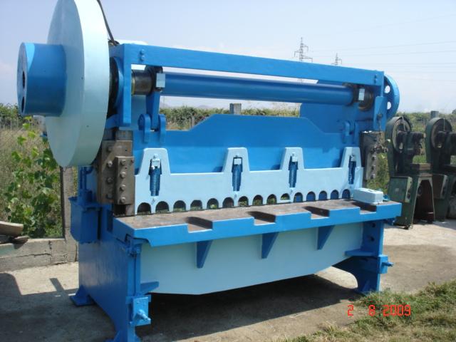 Поръчка Рециклиране на металообработващи машини