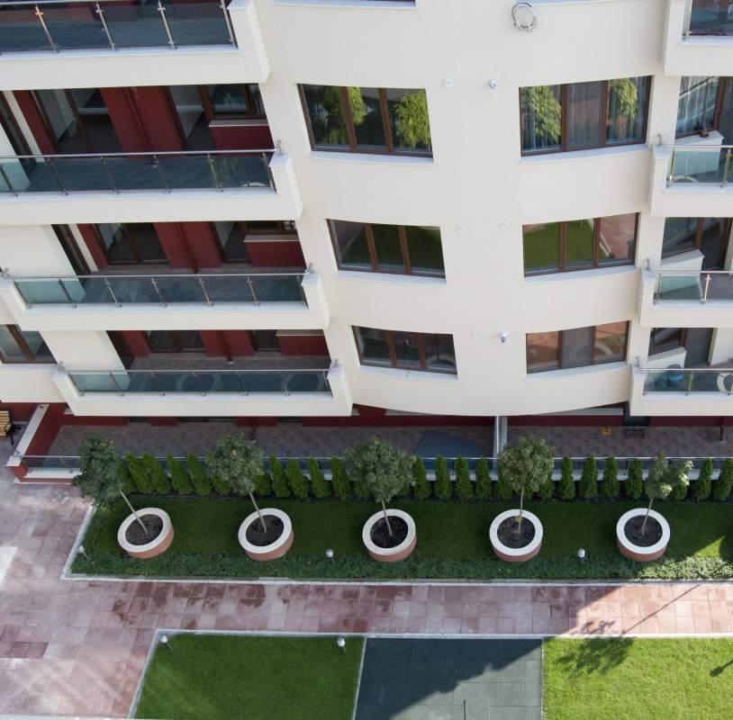 Поръчка Проектиране на жилищни сгради