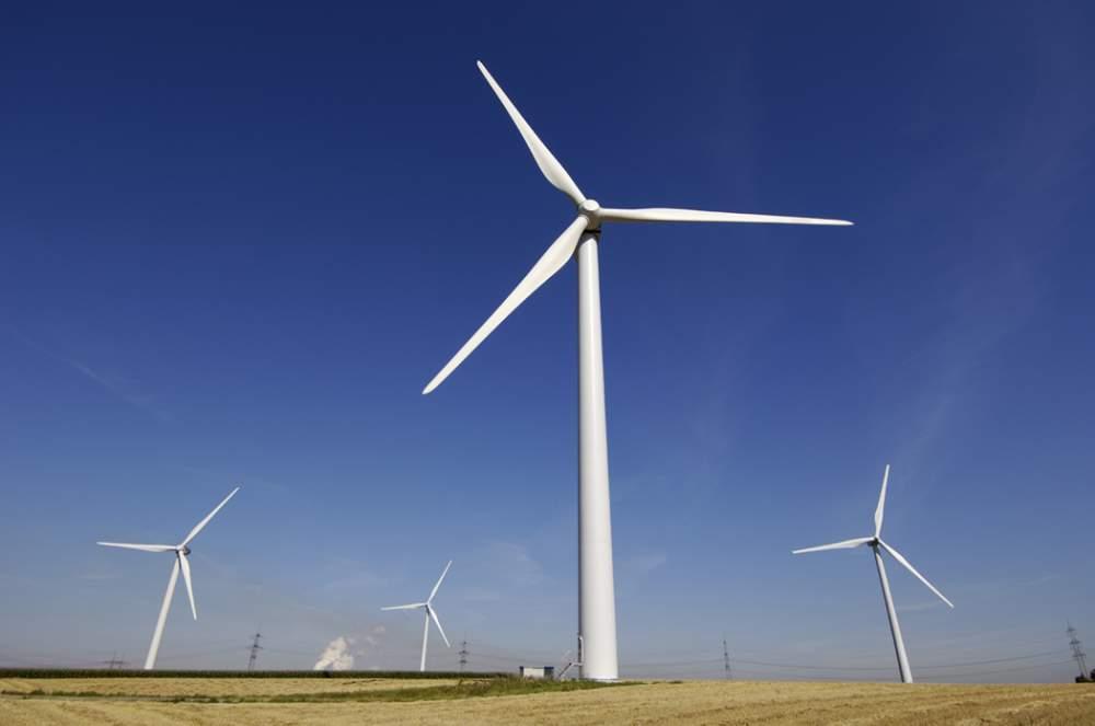 Поръчка Проектиране и изграждане на ветропаркове