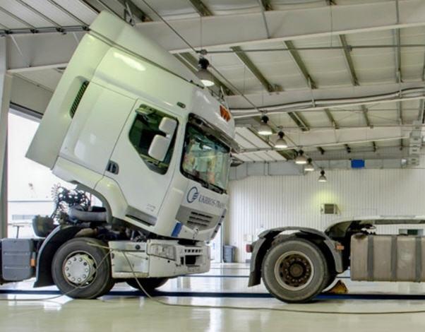 Поръчка Поддържане и ремонт на товарни автомобили