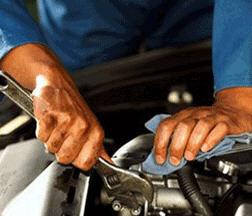 Поръчка Обслужване и ремонт на двигатели