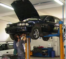Поръчка Автосервиз и техническо обслужване на автомобили