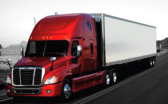 Поръчка Логистиката за автомобилен транспорт
