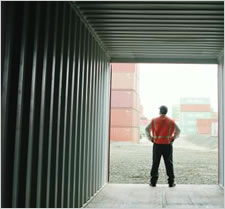 Поръчка Контейнери за морски транспорт