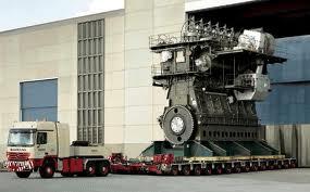 Поръчка Ремонт на корабни двигатели