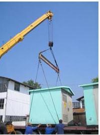 """Поръчка Фирма """"Дим-93"""" ООД е специализирана в проектиране, конструиране, изработка , монтаж и подръжка на бетонни и метални комплектни трансформаторни постове - БКТП, МКТП."""