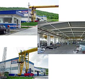 Поръчка Изграждане на покривни конструкции