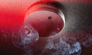 Поръчка Монтаж на пожароизвестителна и охранна сигнализация