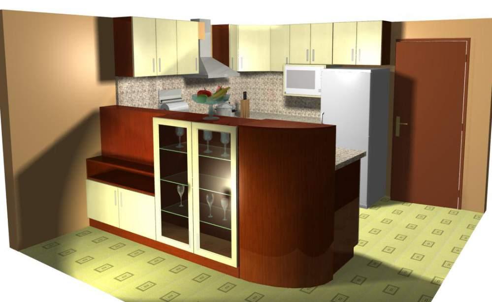 Поръчка Интериорен дизайн на кухни