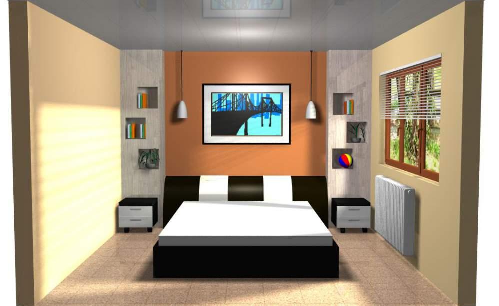 Поръчка Интериорен дизайн на спални