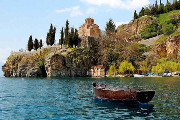 Поръчка Екскурзия Охридското езеро и манастира Свети Наум