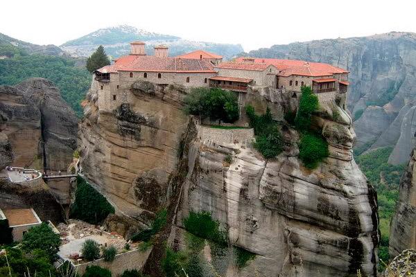 Поръчка Екскурзия Манастирите на Метеора