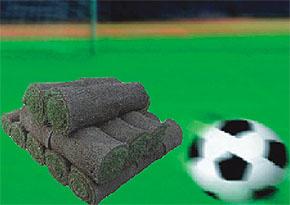 Поръчка Затревяване на стадион
