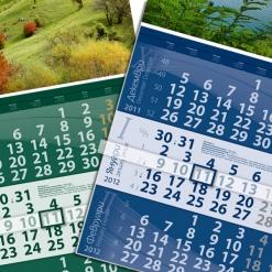 Поръчка Дизайн и изработка на календари