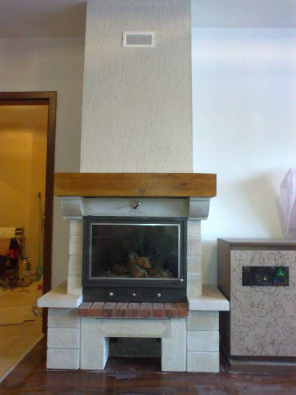 Поръчка Камини , монтаж на отоплителни системи и камини
