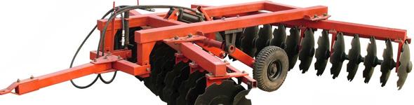 Поръчка Доставка и сервиз на нова земеделска техника.