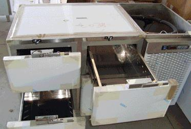Поръчка Монтаж на хладилни камери