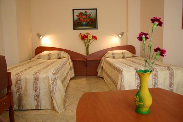 Поръчка Стандартна стая в хотел Фокус