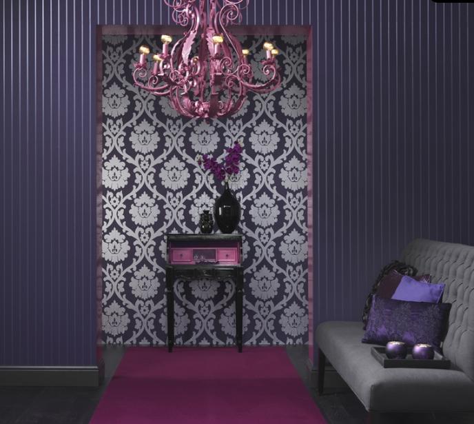 Поръчка Декориране на стени, лепене на тапети, дизайн