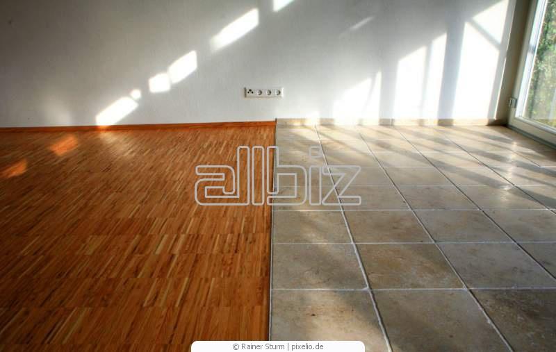 Поръчка Ремонт на подови настилки