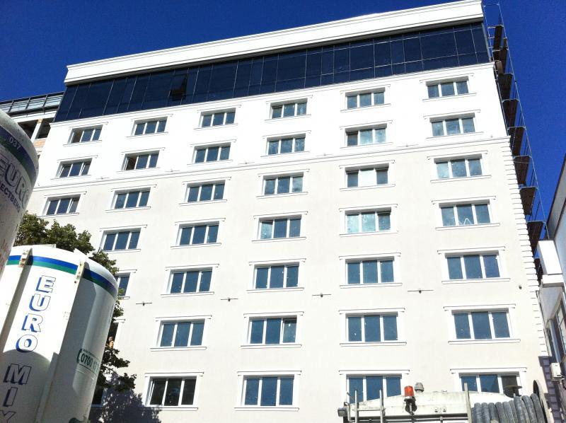 Поръчка Ремонт на фасади, хотели