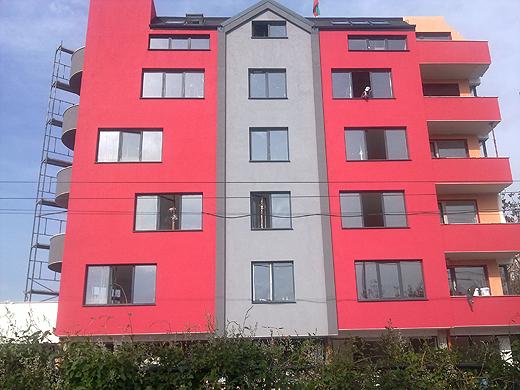Поръчка Изолация и Фасади на жилищни и бизнес сгради