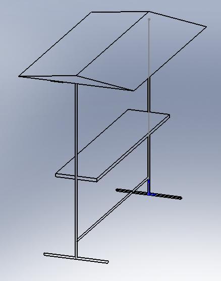 Поръчка Бар плот конструкции с вградено Инфрачервено отопление