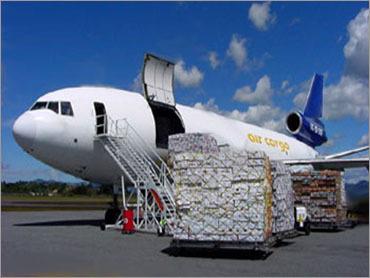 Поръчка Въздушен транспорт на документни, колетни, карго