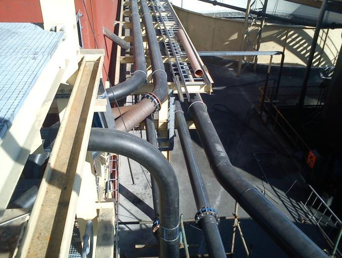 Поръчка Изграждане на външни водопроводи