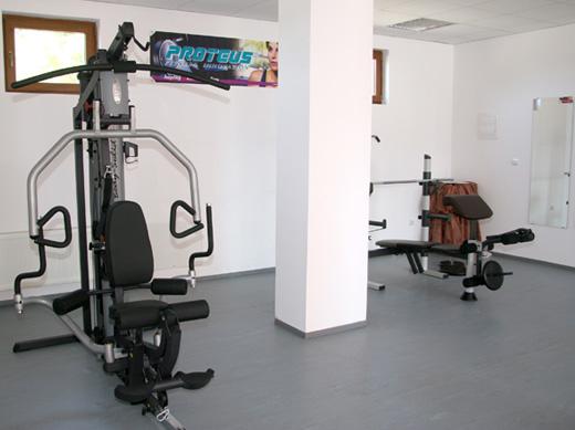 Поръчка Фитнес център