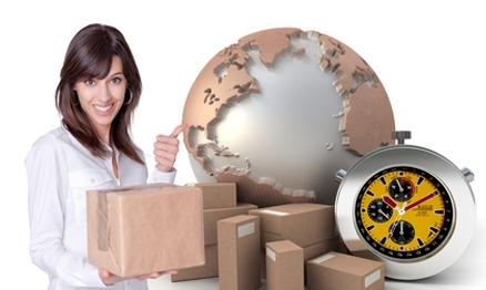 Поръчка Превоз на пратки и пакети