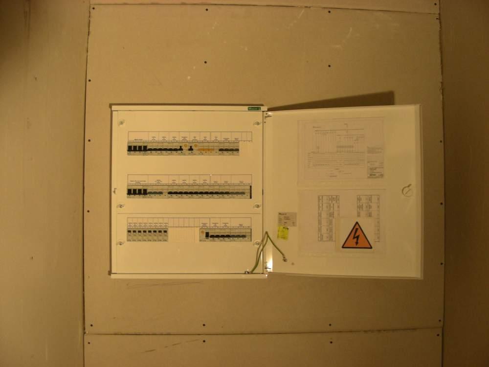 Поръчка Проектиране и изработка на електрически табла
