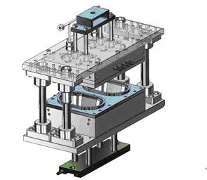 Поръчка Проектиране и изработване на шприцформи.