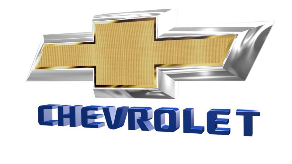 Поръчка Триизмерно лого - 3D лого Chevrolet