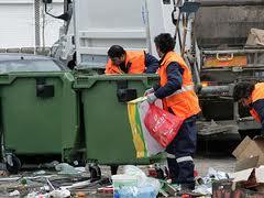 Поръчка Събиране, сортиране и извозване на отпадъци от опаковки, почистване на райони