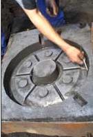 Поръчка Ръчна изработка на леярски форми
