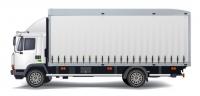 Поръчка Транспорт с Камион 8,5т брезент