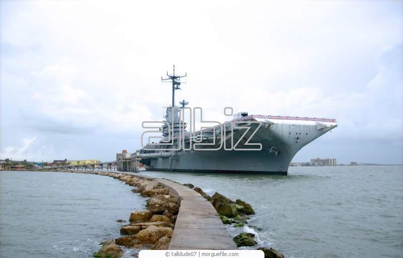 Поръчка Корабни услуги
