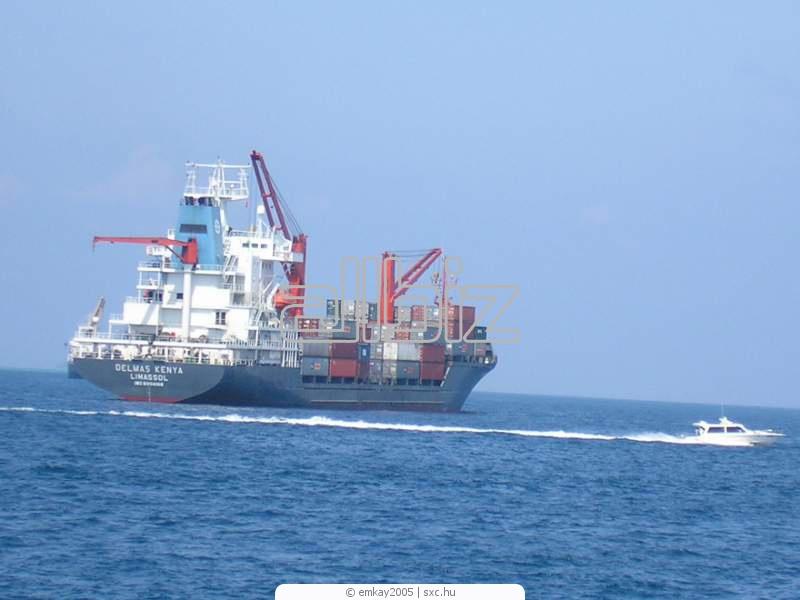 Поръчка Доставка на стоки по море