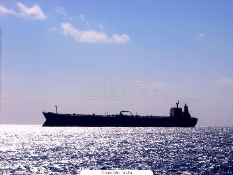 Поръчка Логистика на морския транспорт
