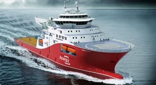 Поръчка Корабно агентиране
