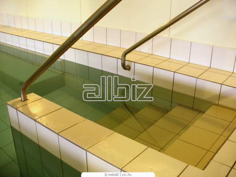 Поръчка Изграждане на басейни