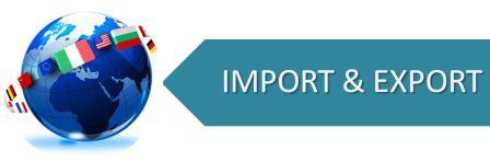 Поръчка IMPORT & EXPORT