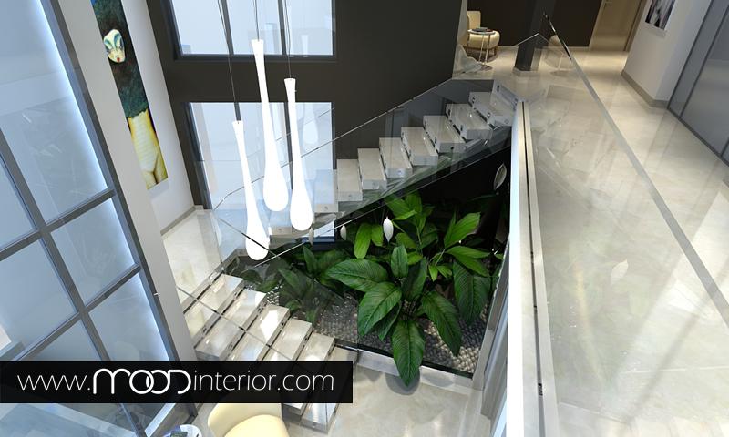 Поръчка Вътрешен Дизайн от Интериорно Студио MOOD